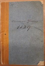 1829 Almanack FC cover