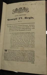 Act 1826 no 1