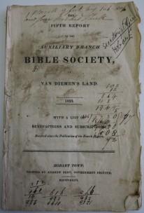 Bible Soc 5th rept UTAS (1)