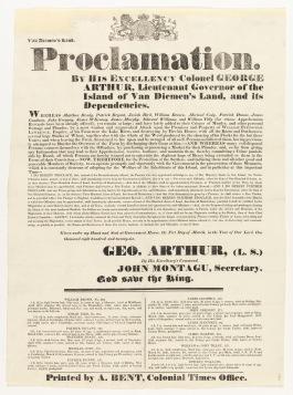 Brady Proclamation 1826 GO33_1_85