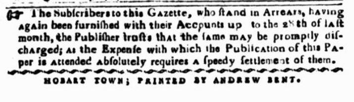 Capital As 14 Mar 1818