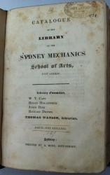 Catalogue Library School Arts (1)