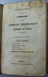 Catalogue Library School Arts (1)