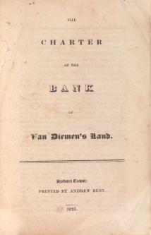 Charter Bank VDL