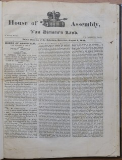 House of Assembly 1
