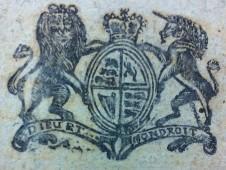 HTG & southern reporter crest 1821 NLA