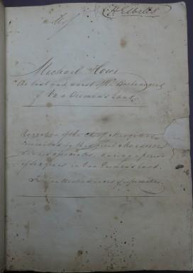 MH manuscript