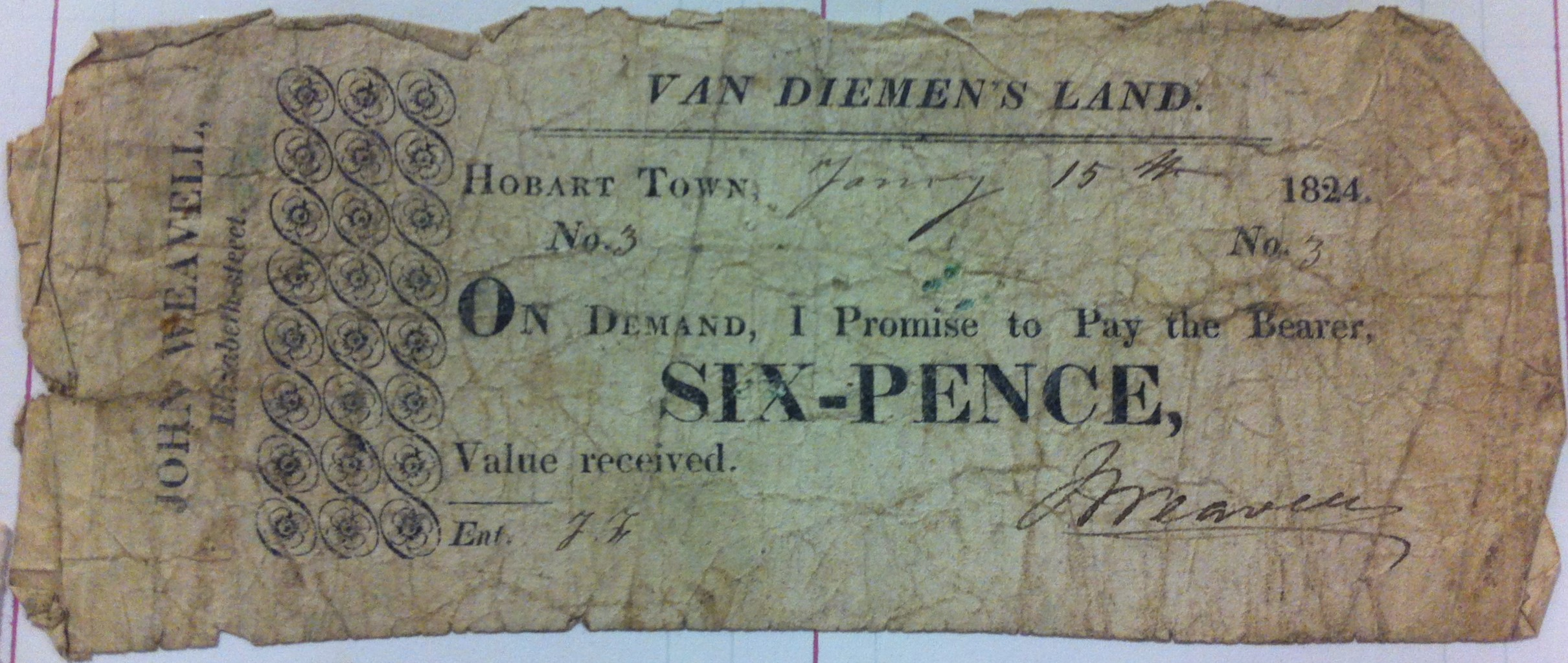 Promissory notes 1824 (1)