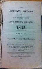 VDL Miss Soc report 7th 1833 1