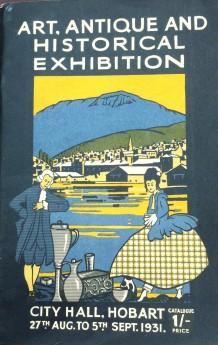 1931 exh Hobart catalogue