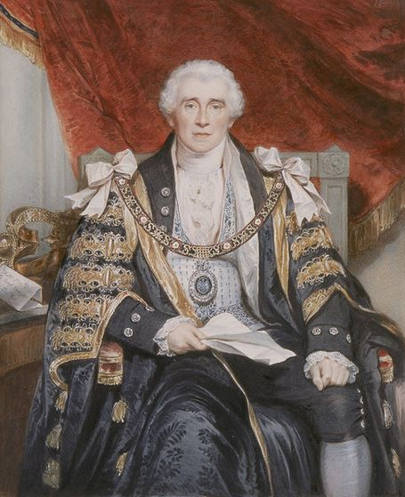 John Crowder by Sir William Charles Ross