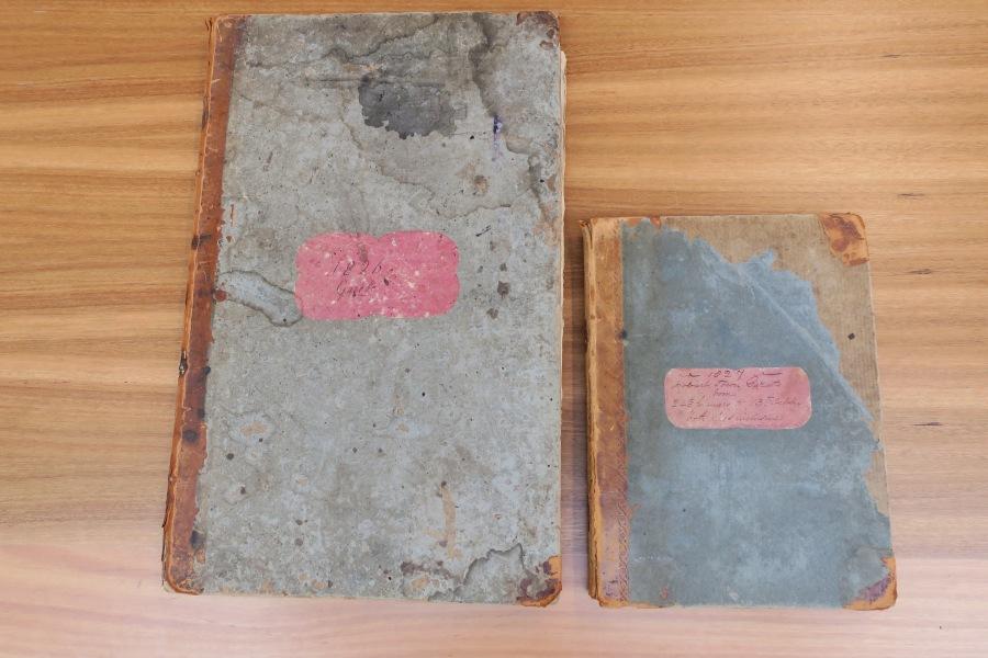 1826 & 1827 bindings