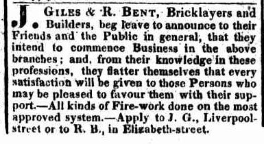 Hobart Town Gazette 20 Dec 1823