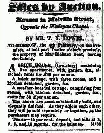 Colonial Times 3 Feb 1835