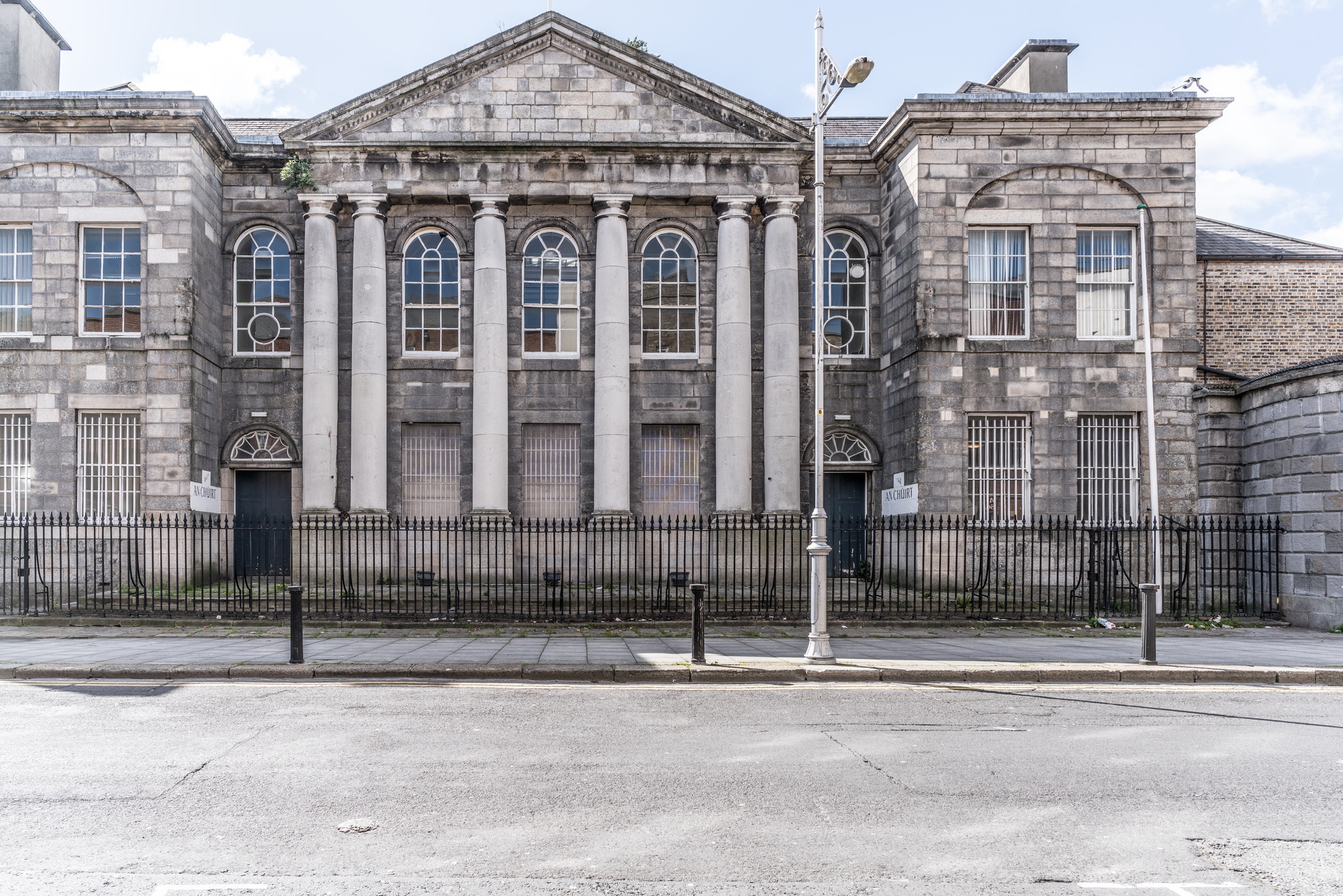 William Murphy Green Street Court House, Dublin (remodelled 1837)