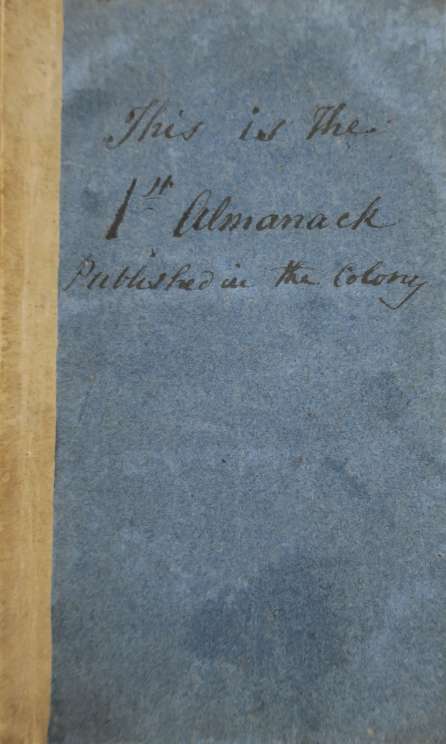 1824 Almanack Crowther 2
