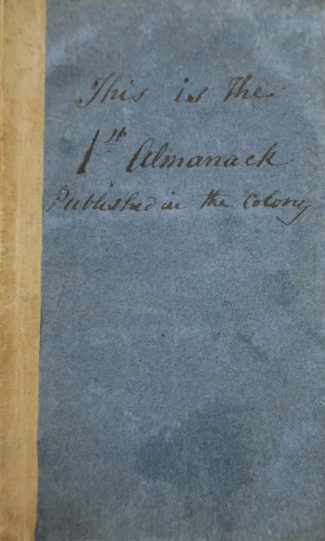 1824 Almanack Crowther 2