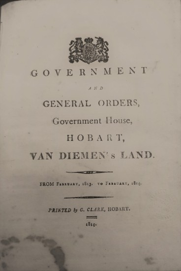 Govt and gen orders 1813-14 Clark (3)